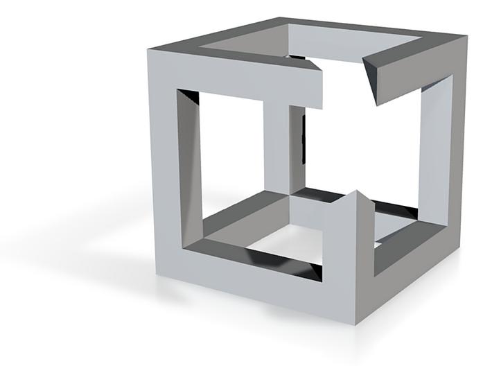 Cuberite Eschercuber 3d printed