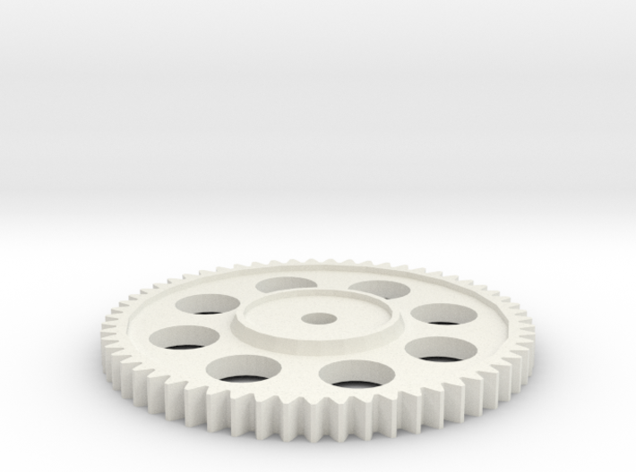 SM54 Spur Gear for Kyosho Sand Master & Nitro Trac 3d printed