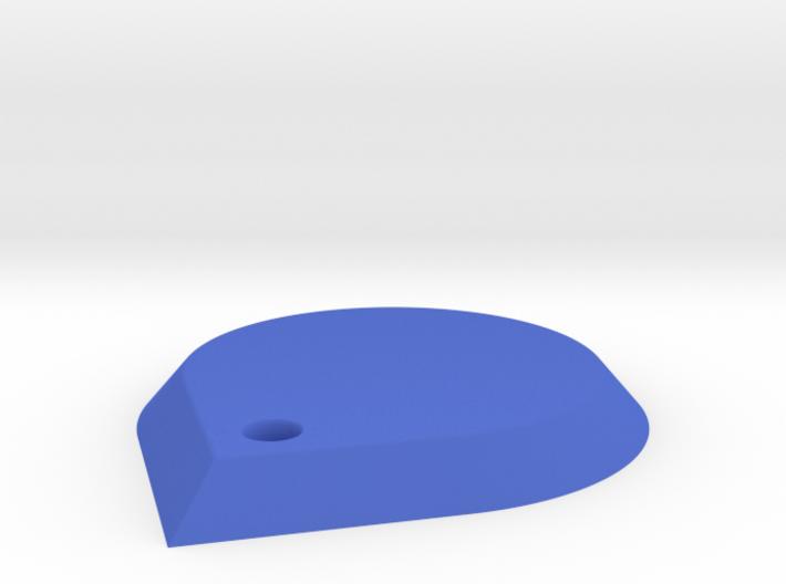 Water Drop Charm 3d printed