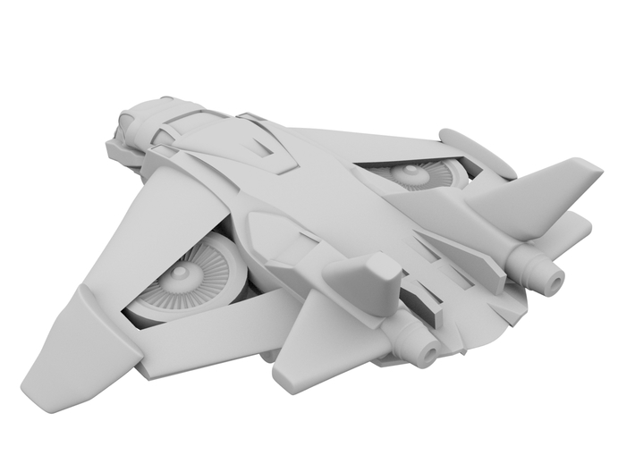 700_Ave_Quinjet [x3] [H] 3d printed