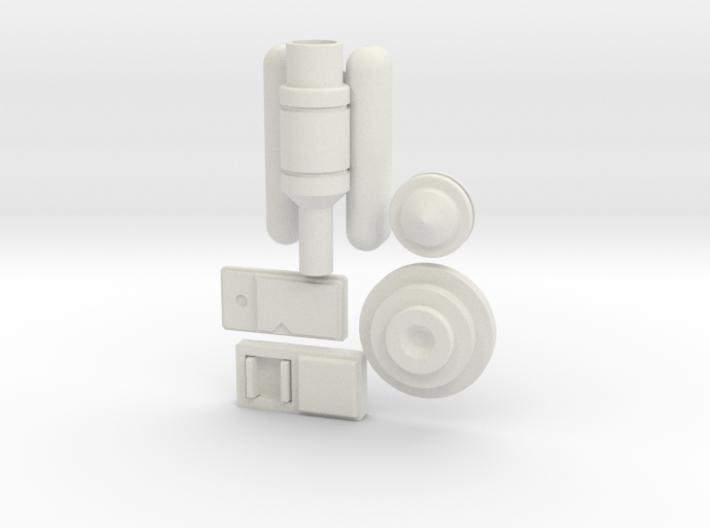Merr Sonn Power 5 Small Pieces 3d printed