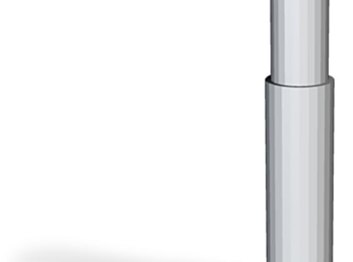 Haymarket: Handle - Thick 3d printed