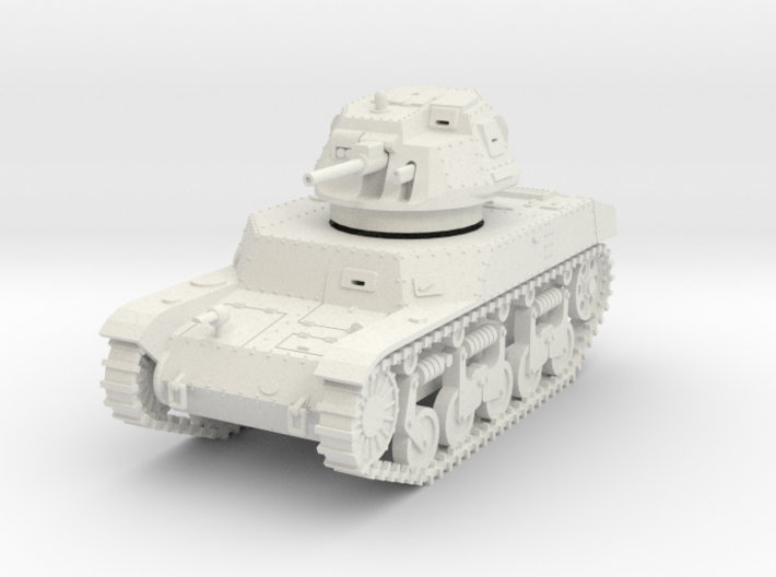 PV76A ACG-1/AMC 35 Cavalry Tank (28mm) 3d printed