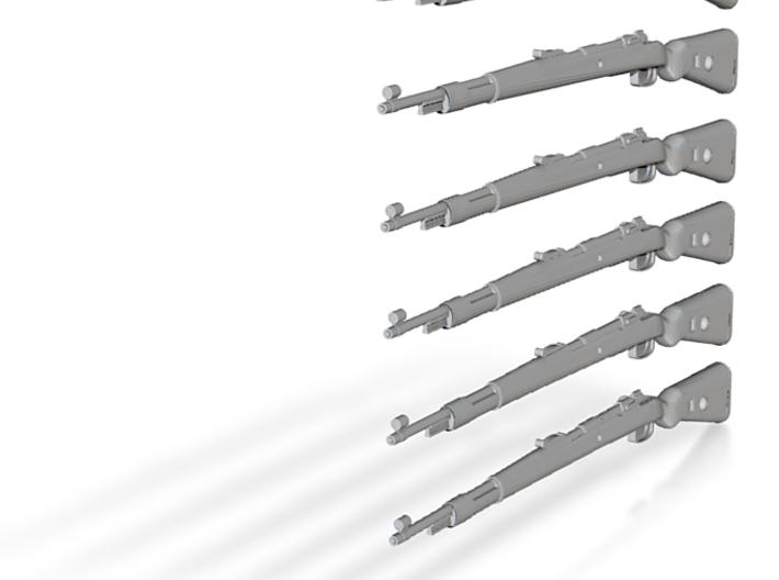 1/35 Mauser 98k carbines 3d printed
