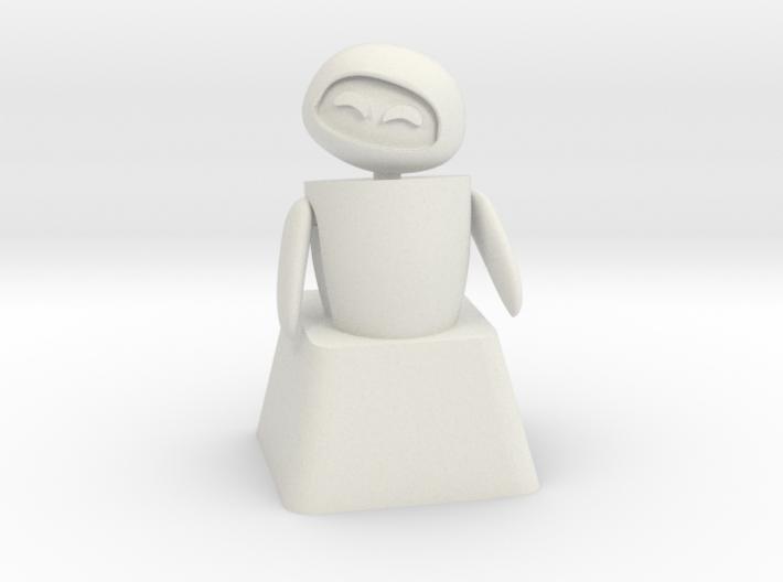 EVE Cherry MX Keycap 3d printed