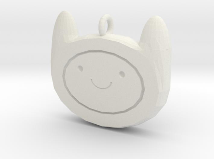 Finn 3d printed