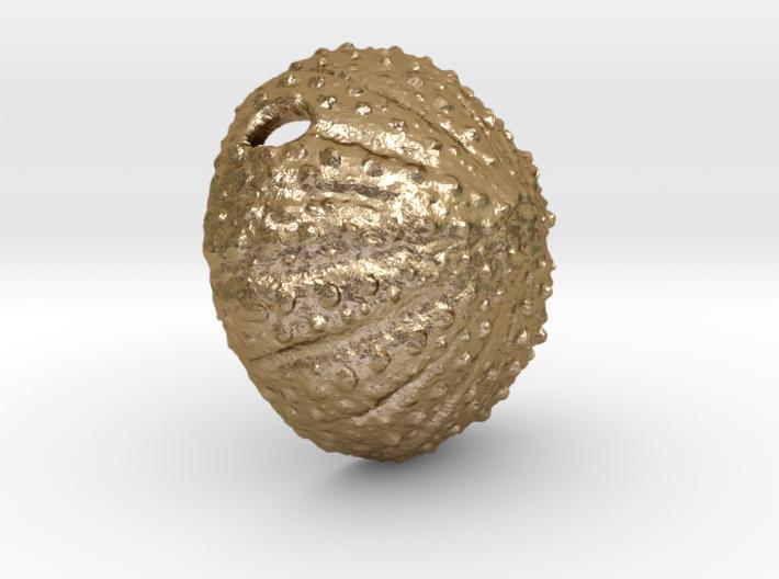 Large Urchin Pendant 3d printed