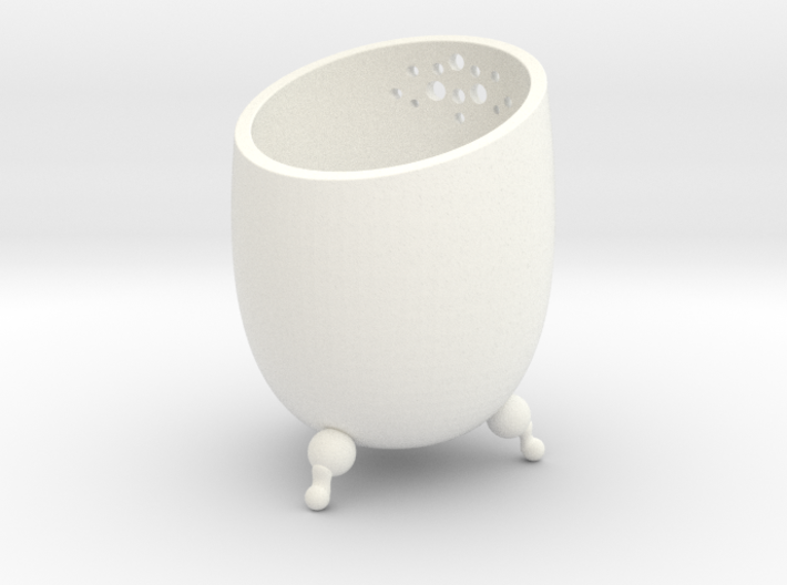 Small Pot  3d printed