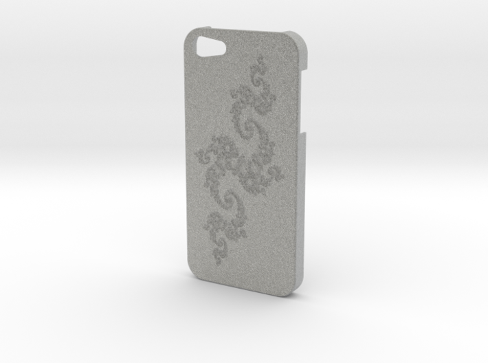 Julia Set Fractal - Iphone 5 Case 3d printed