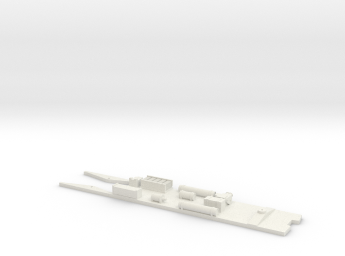 CTA 4000 Series Underbody For Bowser Motor 3d printed