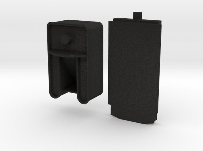 HOn3 Godchaux Tender for Minitrix 0-4-0 Wood Burne 3d printed