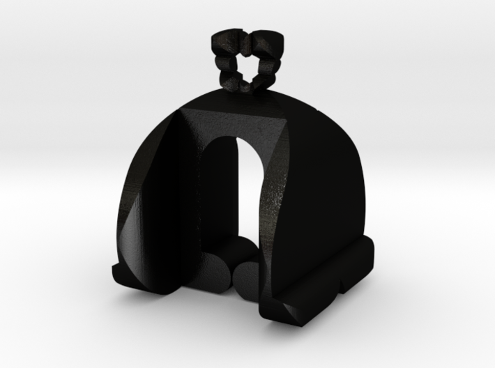 I♥U Shape - LP2 3d printed
