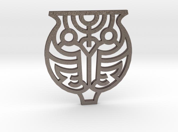 Owl / Búho 3d printed
