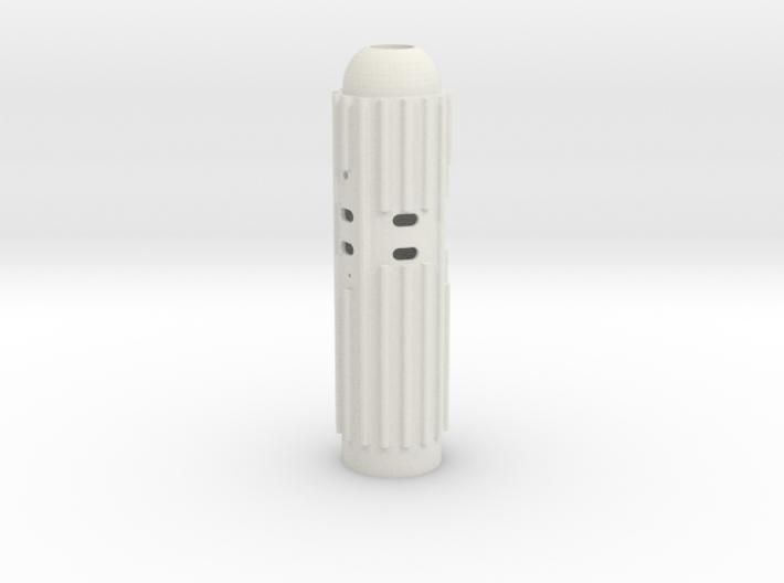 Jodo Kast Flash Hider 3d printed