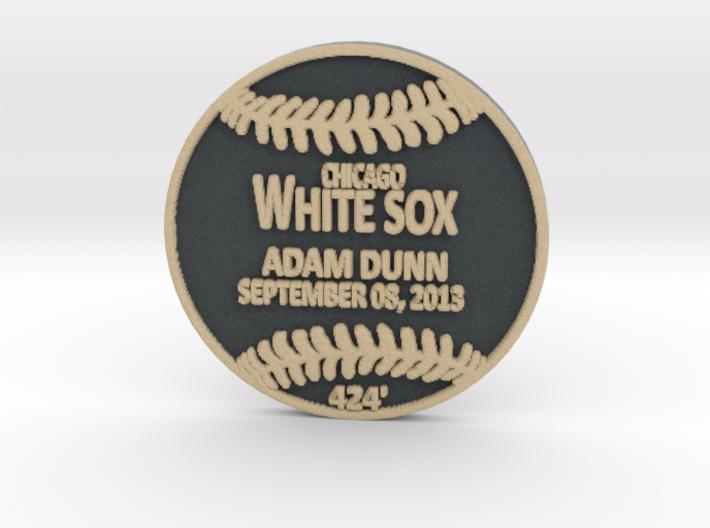 Adam Dunn2 3d printed