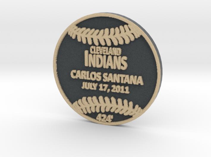 Carlos Santana 3d printed