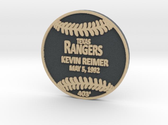 Kevin Reimer 3d printed