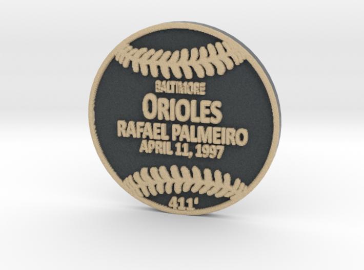 Rafael Palmeiro2 3d printed