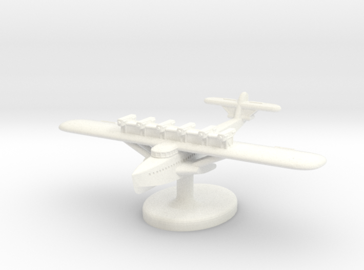 Dornier Do-X German Seaplane (Germany) Qty. 1 3d printed