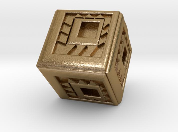 Cubical 3d printed