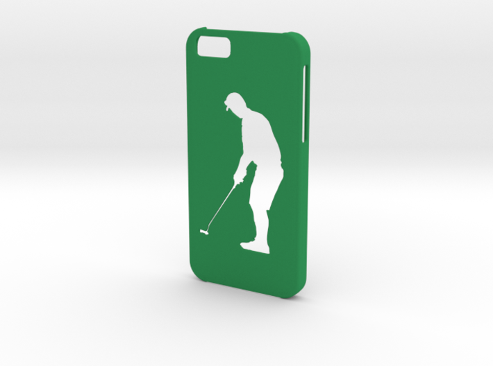 Iphone 6 Golf player case 3d printed