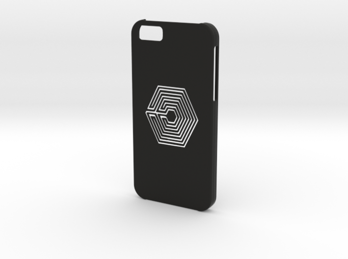 Iphone 6 Labyrinth case 3d printed