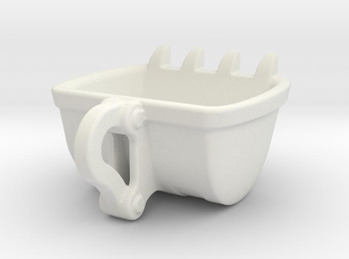 Bulldozer cup Espresso size : 60ml 3d printed