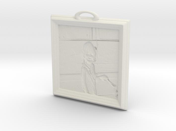 XanderBigPane 3d printed