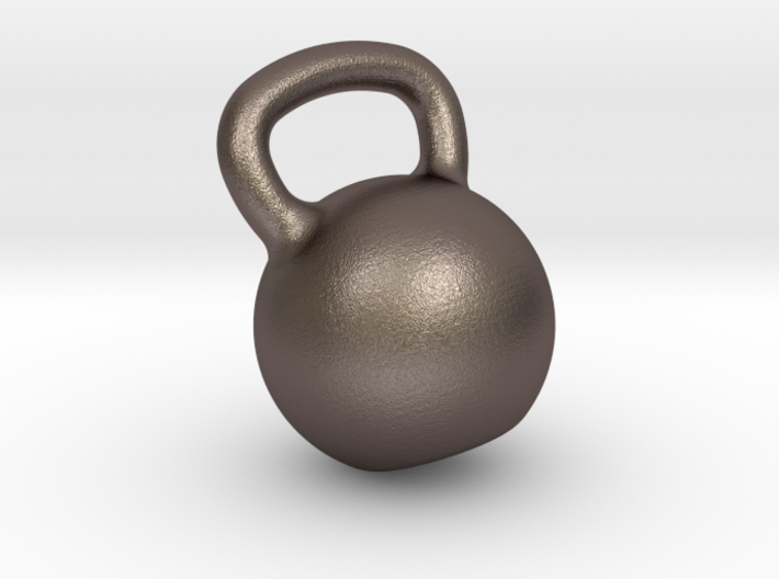 Kettle Big Customizable for Bodybuilders 3d printed