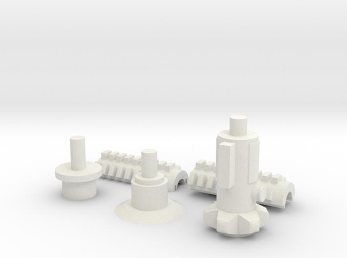 Lightsaber 3d printed