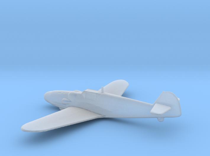 Messerschmitt BF 109 Solid 1 To 400 3d printed