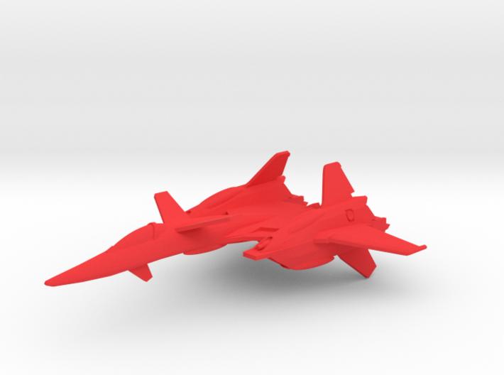 VF-4 Lightning III 1/200 3d printed