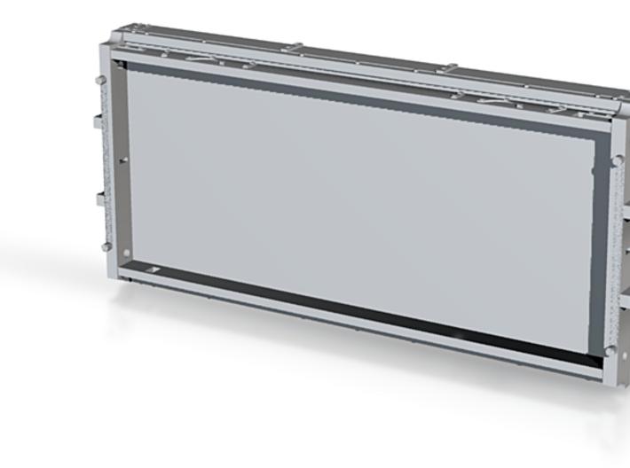 2mm LYR D1 1-Plank Wagon 3d printed