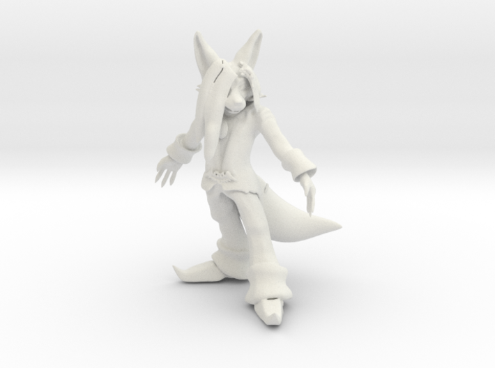 Prototype Kevin Na figure 3d printed