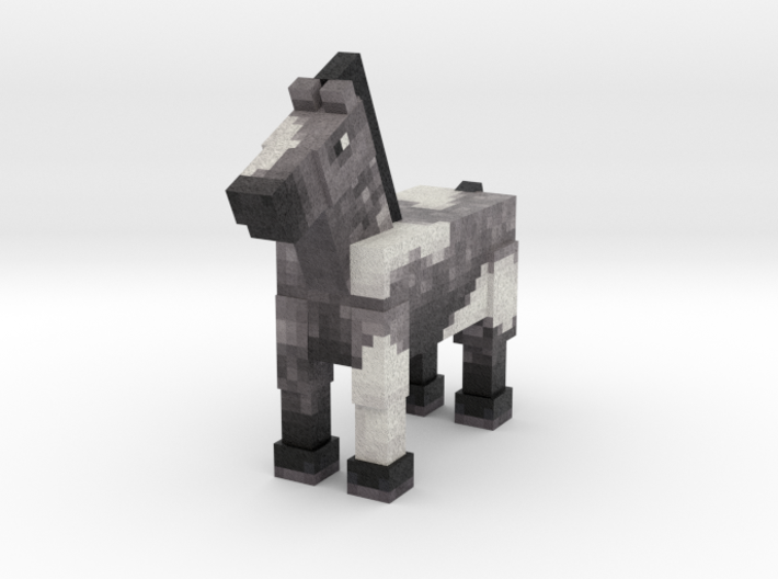 Horse 016 3d printed