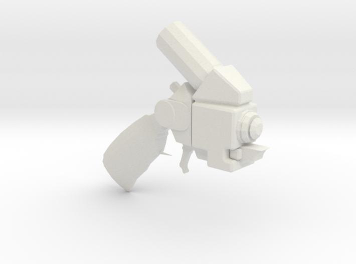 Arkham Asylum Batman Gel Gun 3d printed
