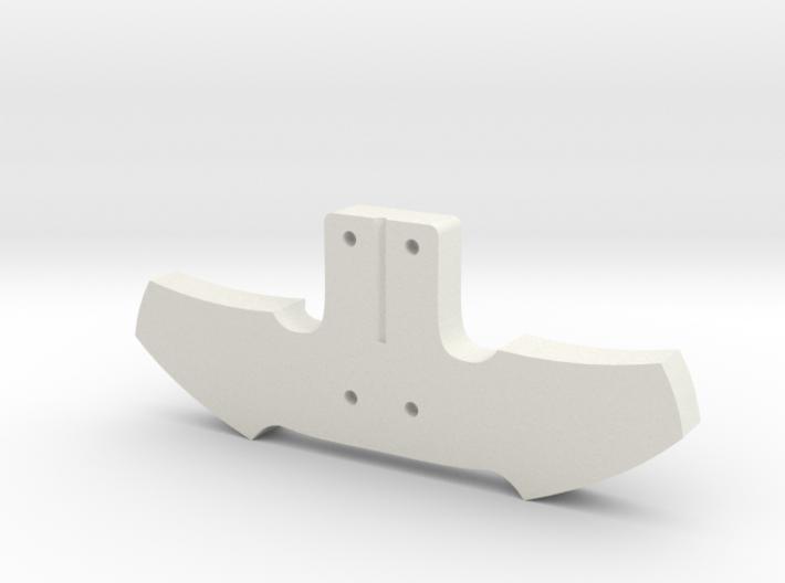 FFXI Mjollnir - Hammer Head 3d printed