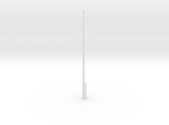 1/87 Flagstang - 5 Meter 3d printed