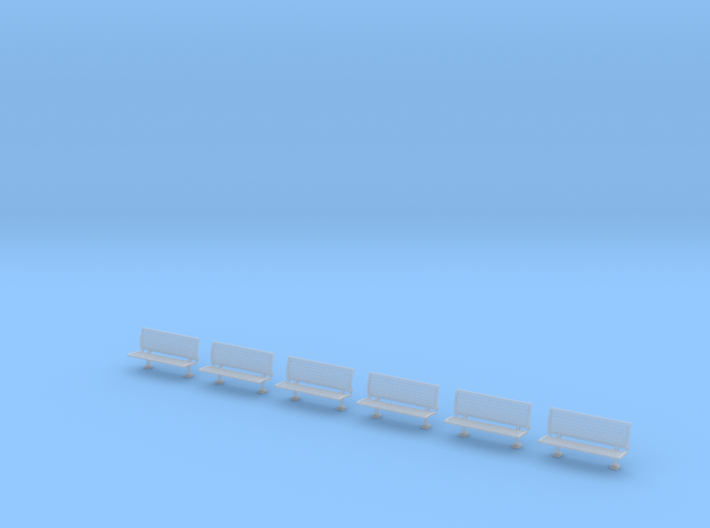 Perron bankje - versie A 3d printed