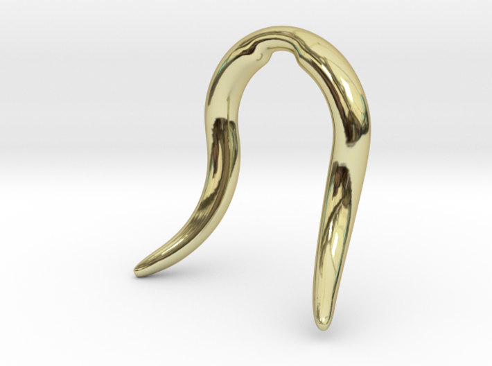 Piercing Setto Nasale 3d printed