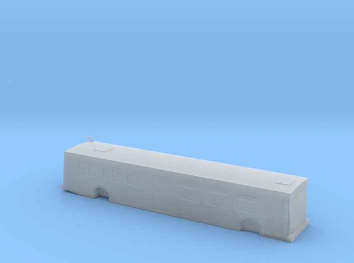 n scale bus new flyer D45lfc 3d printed