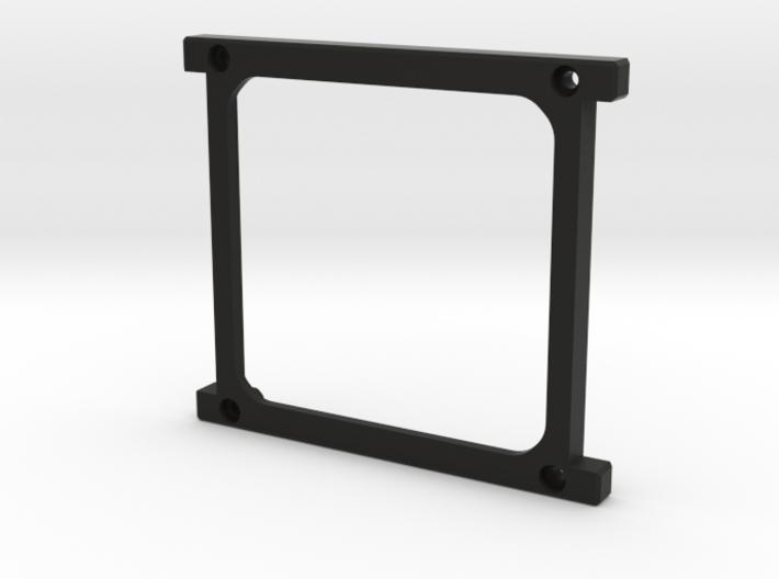 Ardusatr DemoSat Frame Tray (1 of 4 part cube) 3d printed