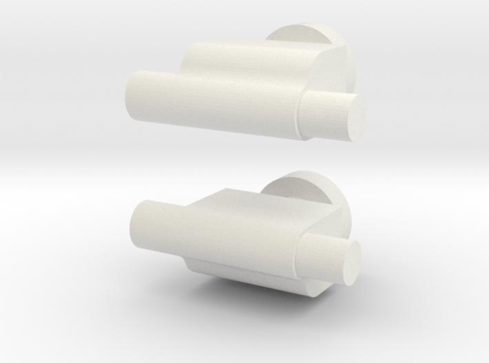 Handconnector TFC OS Uranos V2 3d printed