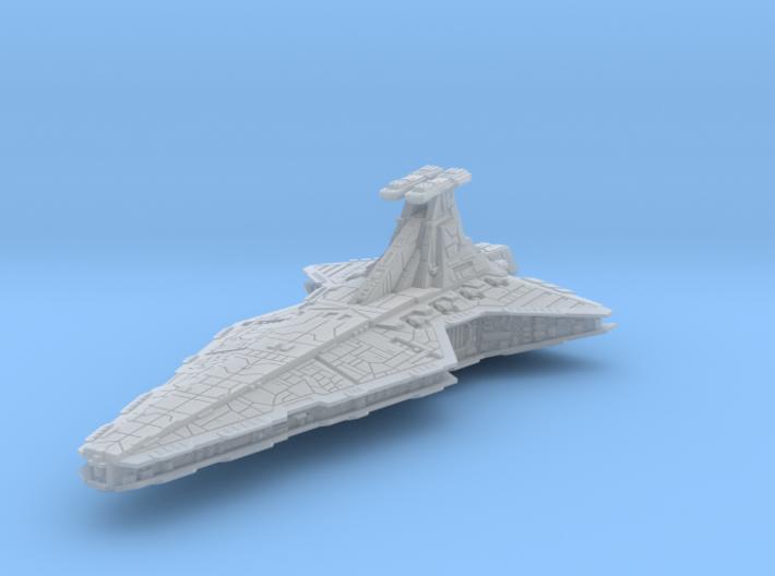 Venator Star Destroyer (1/7000) 3d printed