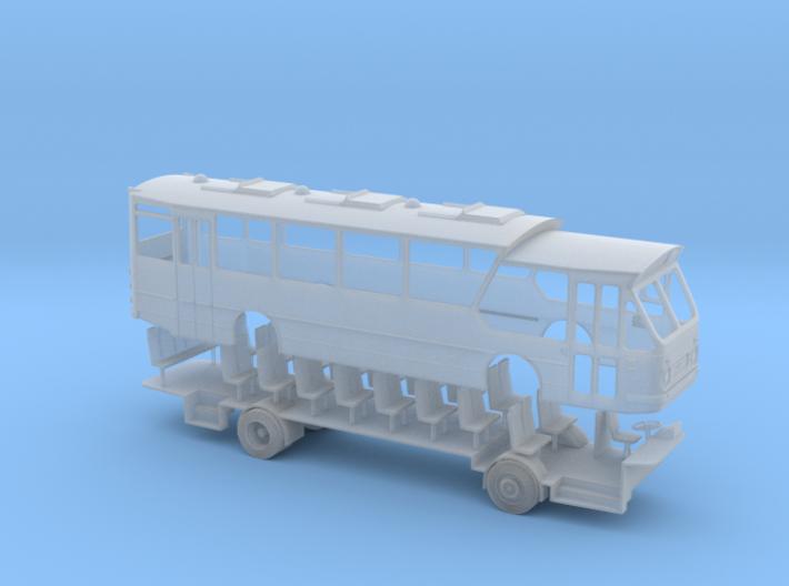 Leyland LOB semitour bus Schaal N (1:160) 3d printed