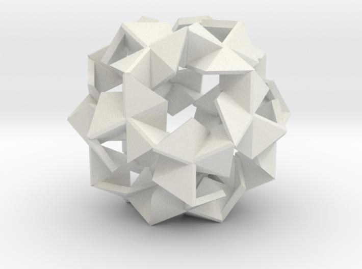 Pinwheel Lattice - 5.6 cm 3d printed