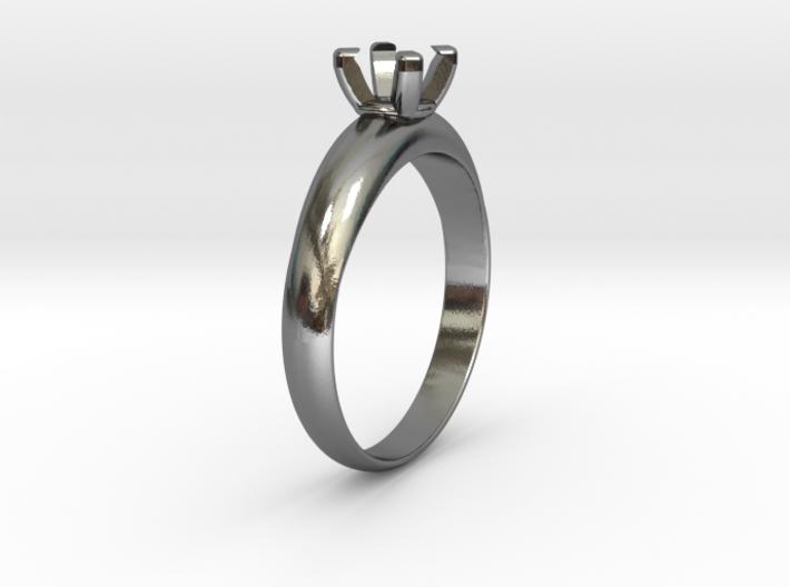 Ø19.70 Mm Diamond Ring Ø5.6 Mm Fit 3d printed