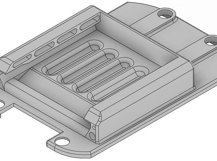 Adapter 18V Akku Bosch blau zu Makita Verbraucher 3d printed