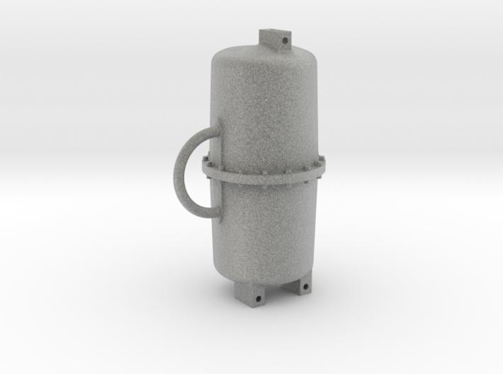 AB Brake Reservoir Key-fob 3d printed