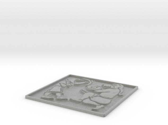 Pictish0001 3d printed